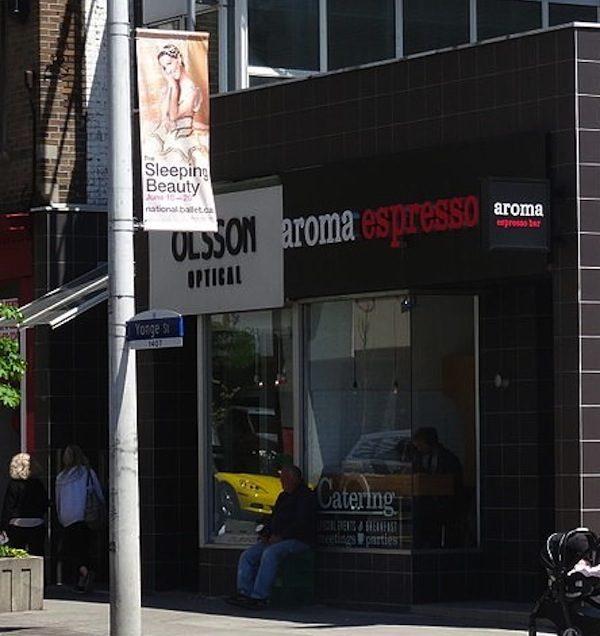 אירועים אנטישמיים בטורונטו