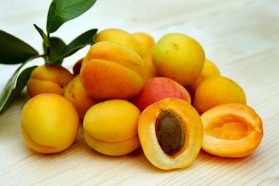 photo - apricots
