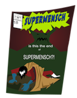 image - Supermensch cover