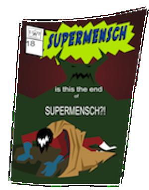 image - Supermensch cover