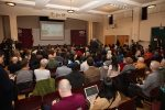 photo - A full house came out to the CIJA-SUCCESS townhall Sept. 23, which featured six Vancouver mayoral candidates