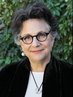 photo - Roberta Grossman, writer, producer and director of Who Will Write Our History