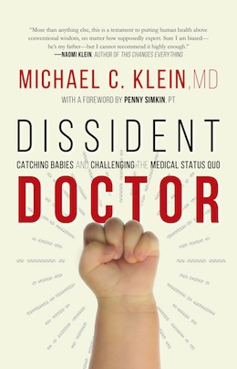 book cover - Dissident Doctor