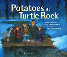 image - Potatoes at Turtle Rock book cover