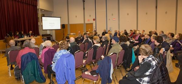 Symposium provides healing