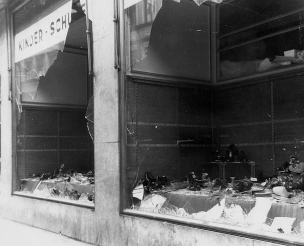 Lessons of Kristallnacht