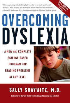 image - Overcoming Dyslexia book cover