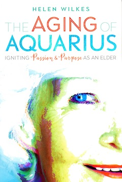 image - The Aging of Aquarius book cover