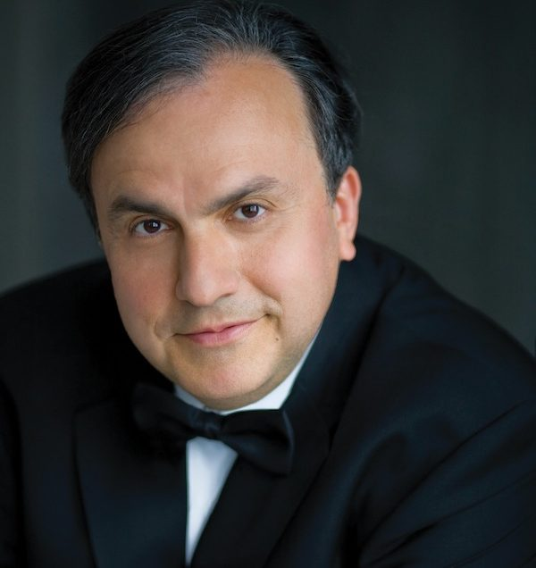 Win two tickets to Bronfman!