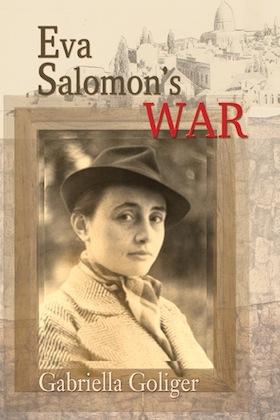 image - Eva Salomon's War book cover