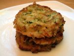 photo - zucchini pancake
