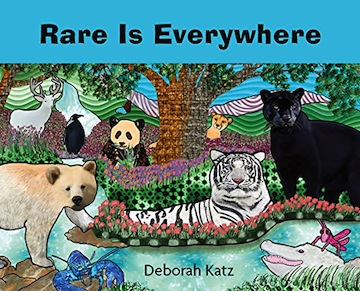 image - Of Rare is Everywhere book cover