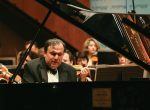 Legendary pianist to perform