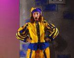 photo - Katherine Matlashewski plays Mopsy in Metro Theatre's musical panto King Arthur's Court