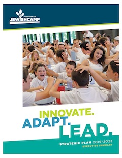 Foundation for Jewish Camp executive summary cover