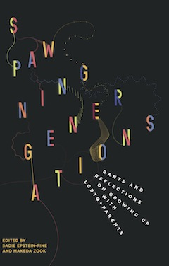 book cover - Spawning Generations