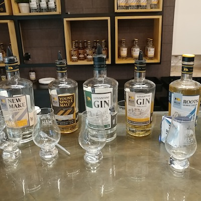 photo - Milk and Honey Distillery makes whisky, gin and a liqueur