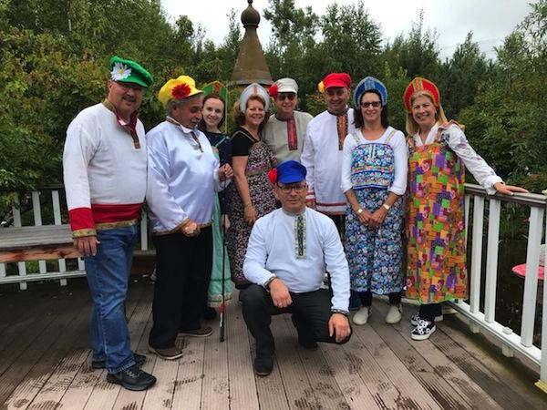 A rewarding trip to Siberia