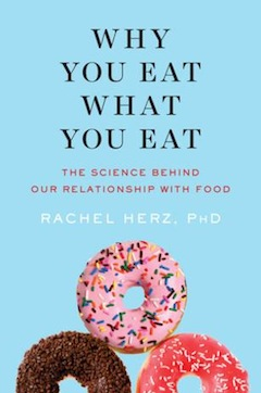 book cover - Why You Eat What You Eat