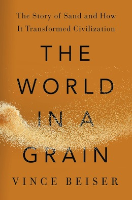 book cover - The World in a Grain