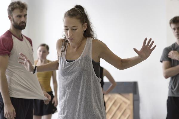 Ballet BC creates with Salant