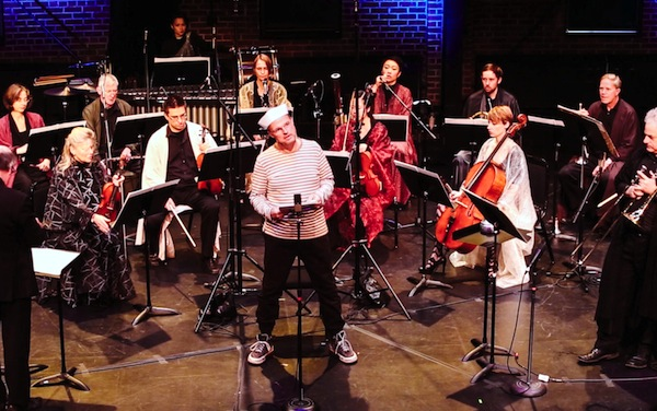 photo - Turning Point Ensemble performs The Old Man and the Sea, directed by Idan Cohen, March 9 and 10