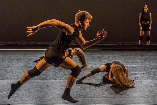 Dance explores our relationships