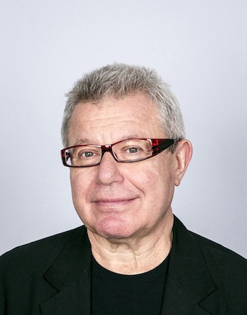 photo - Daniel Libeskind's book, Edge of Order, which he wrote with Tim McKeough, is a bestseller