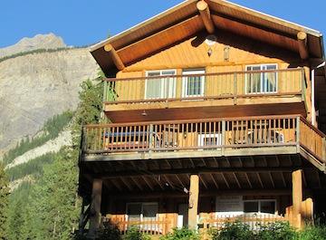 photo - Quantum Leaps Lodge in Golden offers a variety of practices that will get visitors in touch with their calmer selves