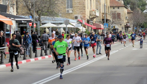 photo - Jerusalem Marathon