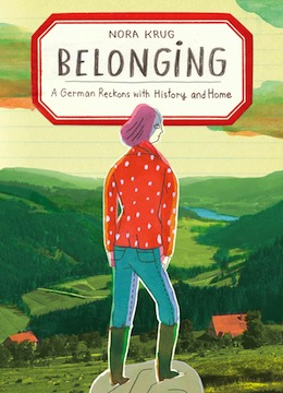 image - Belonging book cover