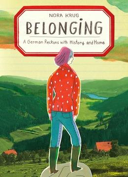 image - Belonging book cover