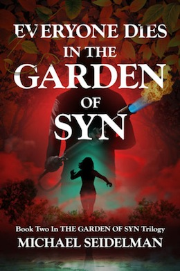 book cover - Everyone Dies in the Garden of Syn