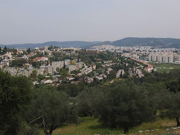 A miracle in Beit Shemesh?