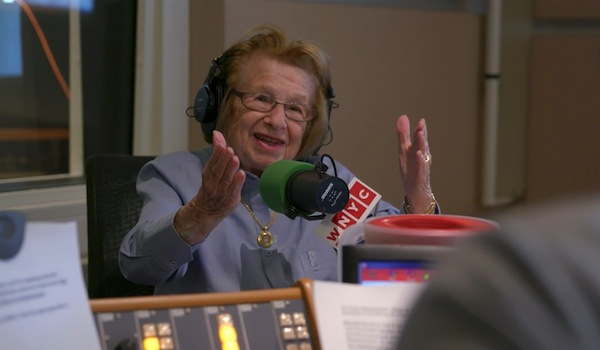 Dr. Ruth a force of nature
