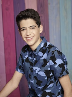 photo - Joshua Rush played the first openly gay character on the Disney Channel: Cyrus Goodman on the show Andi Mack