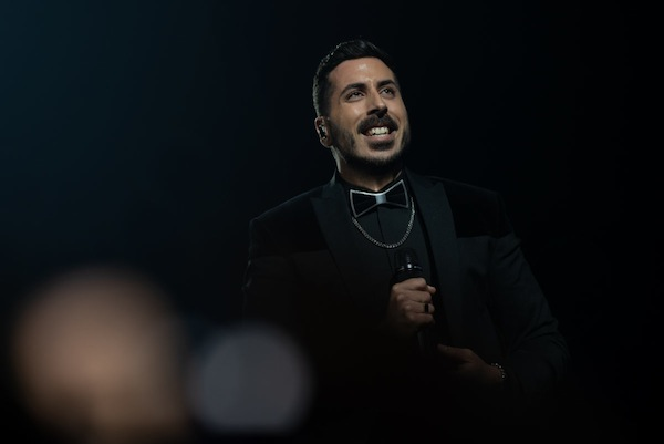 photo - Israel's Eurovision 2019 entrant, Kobi Marimi, didn't fare very well but he gave an emotional performance