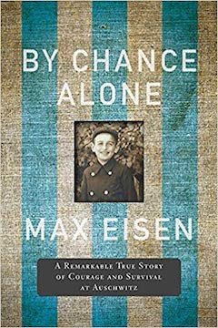 image - By Chance Alone: A Remarkable True Story of Courage and Survival at Auschwitz book cover