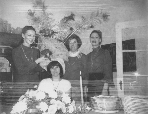 photo - Rochelle Levinson is second from the right