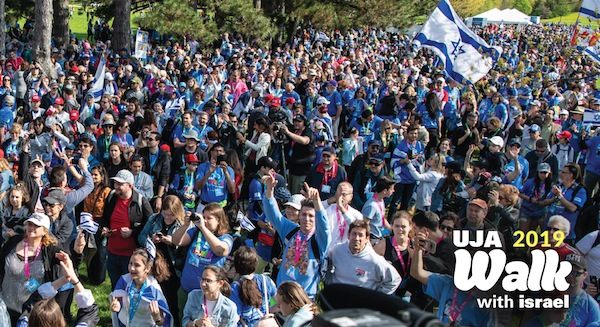 image - The Jewish community in Toronto demonstrates strong support for Israel