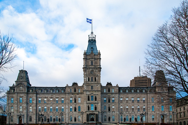 photo - The National Assembly of Quebec