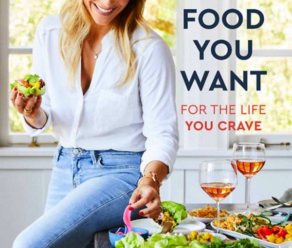 image Food You Want for the Life You Crave book cover