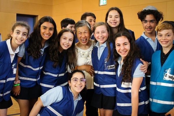 Local woman inspires chesed