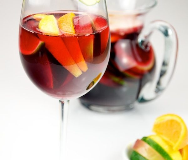 A little summer sangria