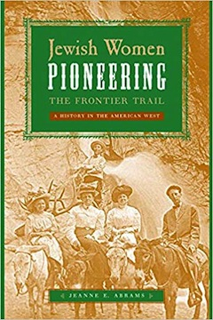 image - Jewish Women Pioneering the Frontier Trail book cover