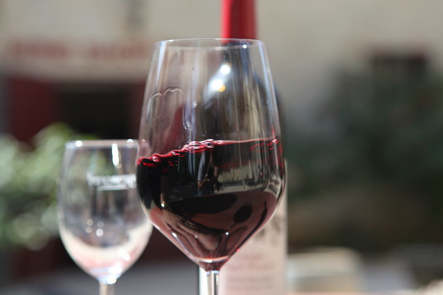 photo - wine glasses