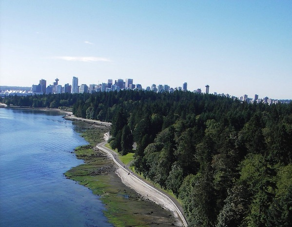 photo - One of the most popular places is Stanley Park, which is a national historic site