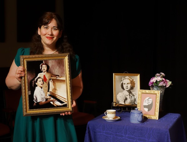 photo - Melanie Gall brings Ingenue: Deanna Durbin, Judy Garland and the Golden Age of Hollywood to Vancouver