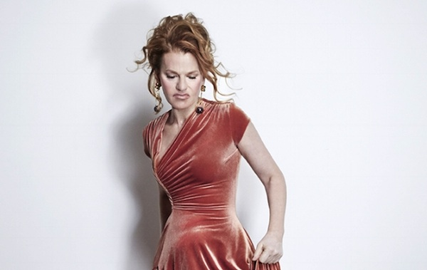 photo - Sandra Bernhard performs at the Chutzpah! Festival Oct. 31