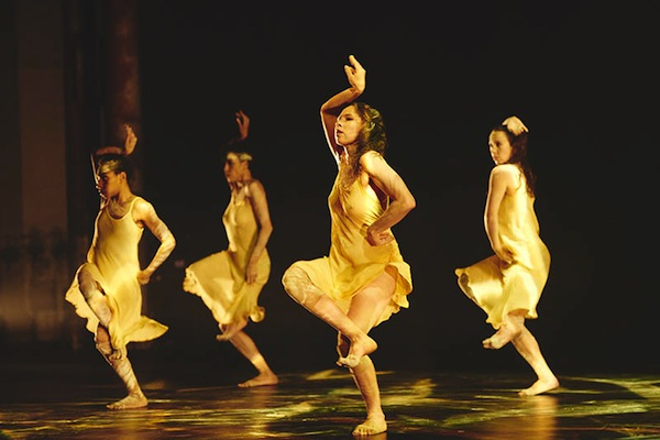 photo - Bangarra Dance Theatre